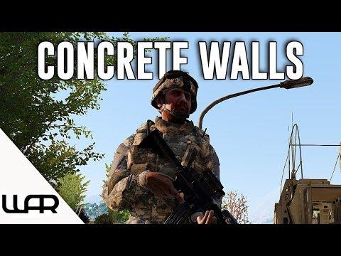 💥 CONCRETE WALLS - ARMA 3: Recon - Episode 15