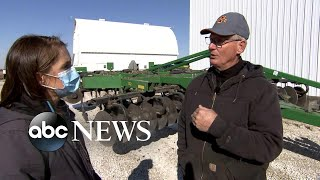 Midwestern farmers consider their vote this year