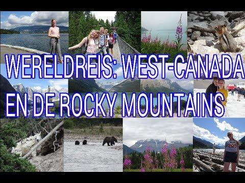 WERELDREIS | WEST-CANADA EN DE ROCKY MOUNTAINS