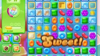 Candy Crush Jelly Saga Level 447 - NO BOOSTERS