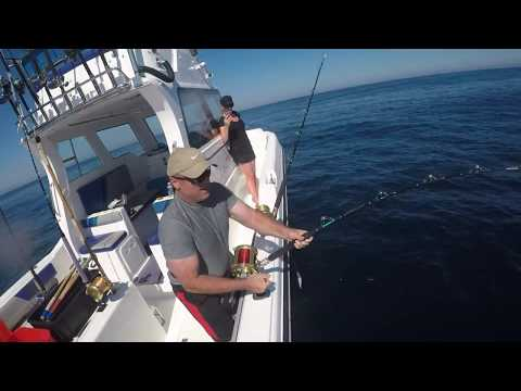 Fishing with Hooked On Africa End Of Tuna Season 2017 Flashback