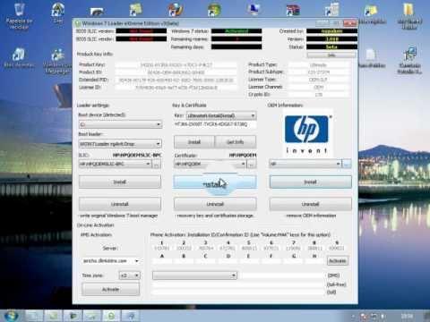 como activar windows 7 con loader extreme edition v3 beta