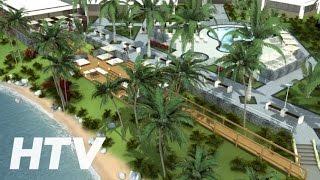 Karibea Beach Resort Hotel Salako en Le Gosier, Guadalupe