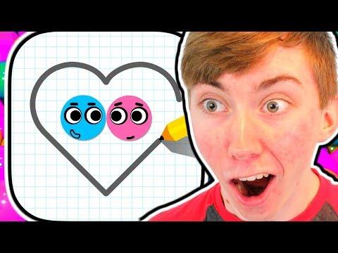 ❤️ LOVE BALLS (iPad Gameplay Video)