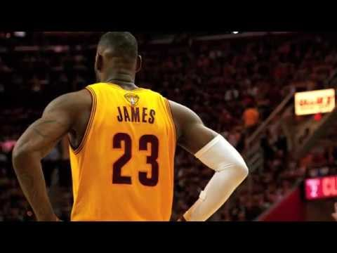 NBA Finals Phantom Raw:  LeBron James' Game 4 Performance