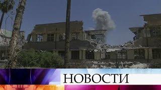 В Сирии стало известно об очередном неизбирательном ударе коалиции во главе с США.