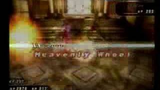 .Hack//G.U. Redemption Low Level Fight vs Azure Knights
