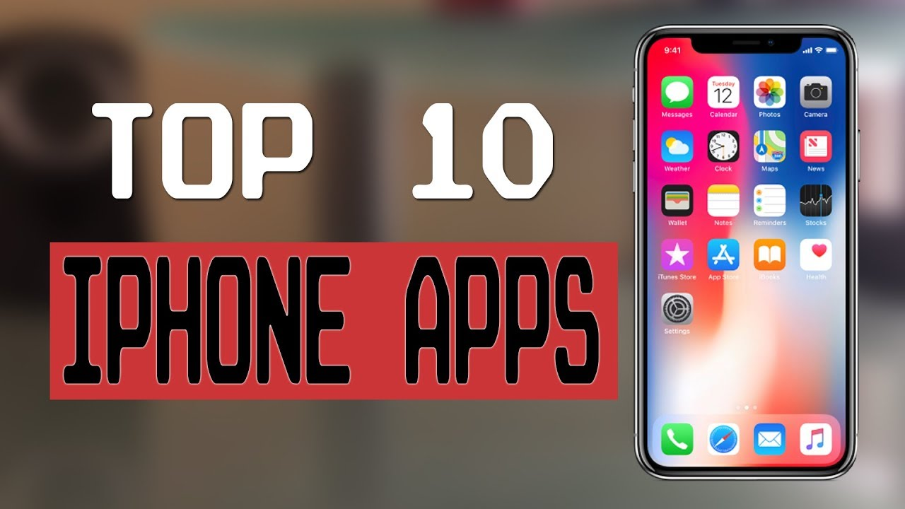 Top 10 Apps For Iphone - Travel Online