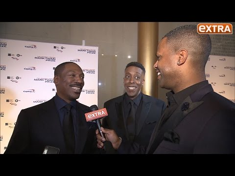 President Obama Gave Eddie Murphy an Executive Order to Do More Stand Up