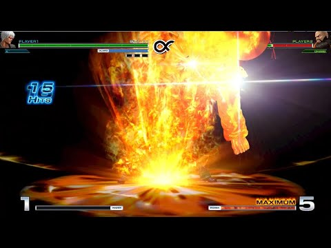 The King of Fighters XIV Steam Edition - K' VS Chang |