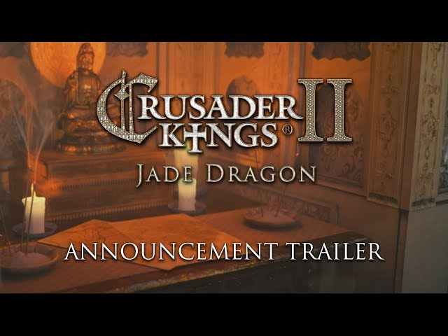 Is Crusader Kings 2: Jade Dragon The Last CK2 DLC? | Player One