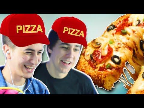 LES PIRES LIVREURS DE PIZZA !