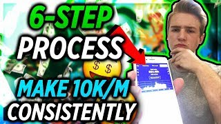 How To Make $10,000 PER MONTH Dropshipping (Consistently)