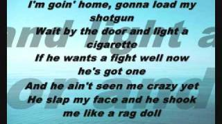 Miranda Lambert- Gunpowder And Lead (With lyrics)
