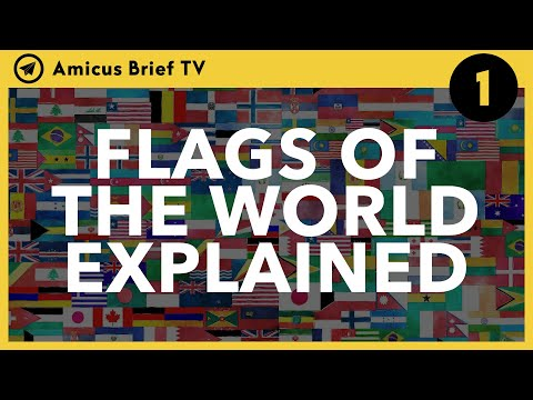 50 Flags and Their Meaning (Part 1)