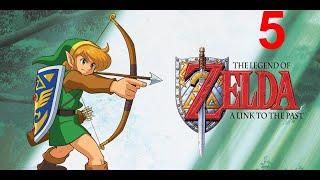 The Legend of Zelda 100% run (no speedrun) splitted (Part 5)