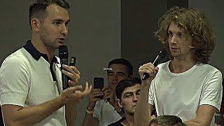 Нужно заниматься тем что нравится Разбор с Михаилом Дашкиевым Бизнес Молодость