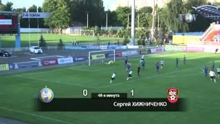 бАТЭ - Шахтер 0-1 ( Обзор матча )