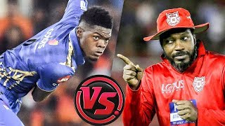 Alzarri Joseph vs Chris Gayle | KXIP vs MI Full Match Analysis And Dream 11 Prediction | IPL 2019