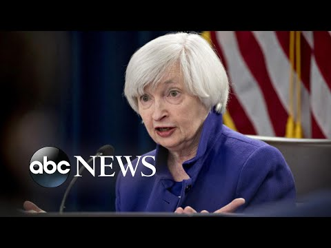 Senate could vote and confirm Janet Yellen as treasury secretary today