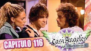 Casi Angeles Temporada 3 Capitulo 116 A CONTROL REMOTO