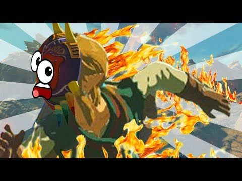 DAS WIRD KNAPP! Zelda Botw Funny Moments [ Breath of the wild | Lustige Momente | Deutsch | German ]