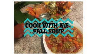 Cook With Me- Lentil Soup- Quick, Easy, and Delicious