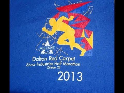 Dalton Red Carpet Half Marathon -2013 - Shaw Industries