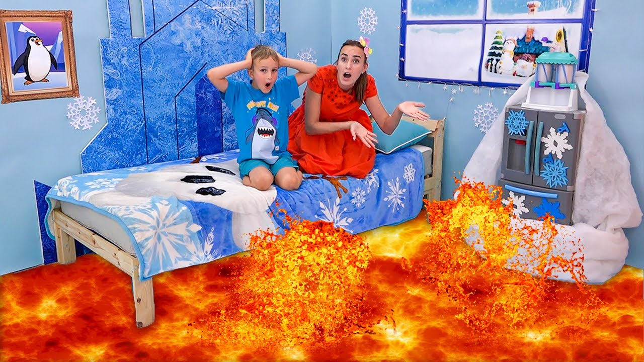 Vlad và Niki - những câu chuyện vui nhộn với Đồ chơi cho trẻ em