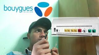 installer sa Bbox sensation ADSL et son décodeur tv-gemmer