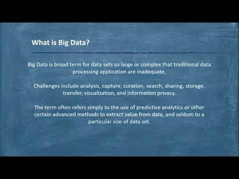 Big Data Hadoop Administrator Certification Module 1 Class 1