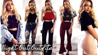 NIGHT OUT OUTFIT IDEAS 2017 LOOKBOOK