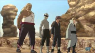 Naruto Shippuden: Ultimate Ninja Storm 3 - The Fourth Great Ninja War Trailer