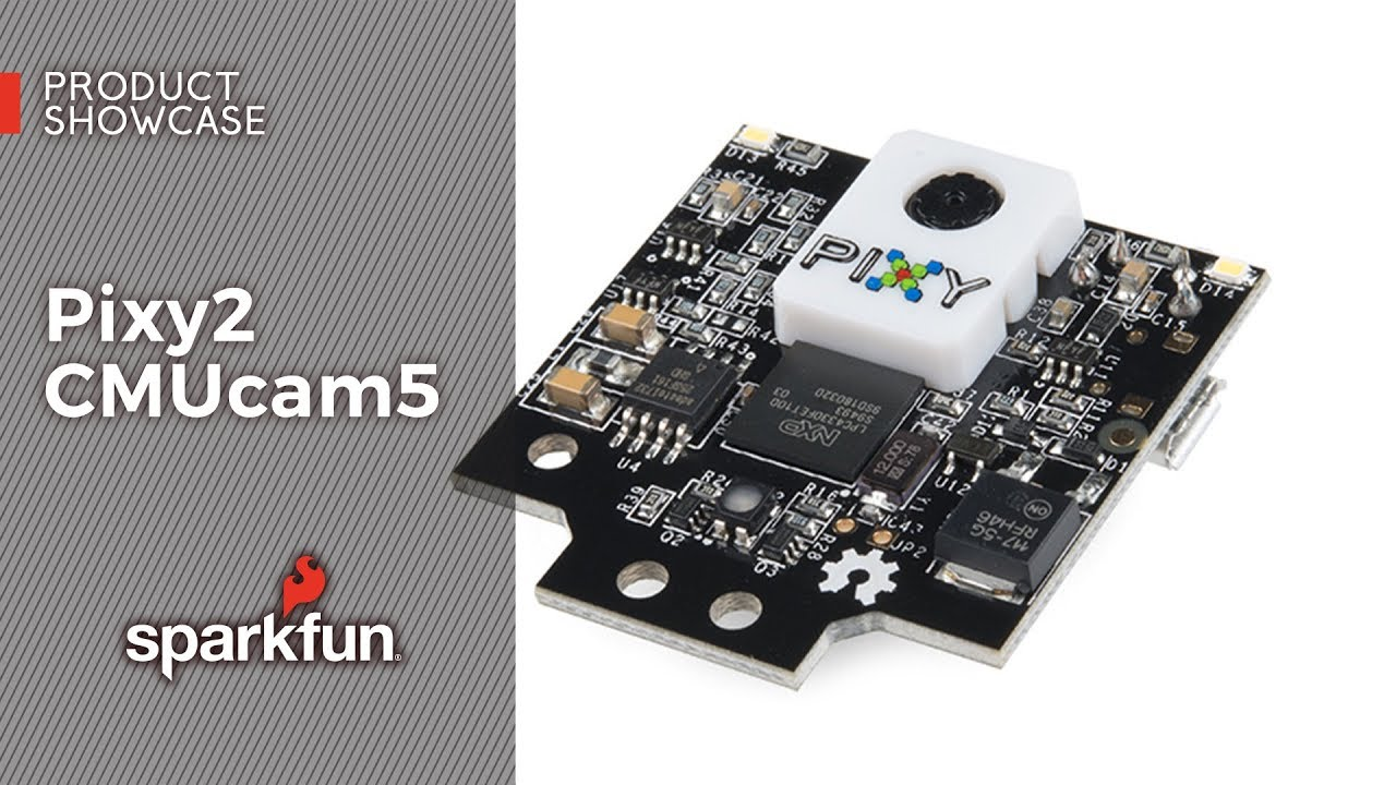 Pixy2 CMUcam5 - SEN-14678 - SparkFun Electronics