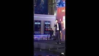 Perth singing Shake Boy Sompob OST Love by Chance