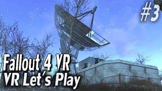 "Oculus Rift - Fallout 4 VR - #3 ""Just give em burgers"""