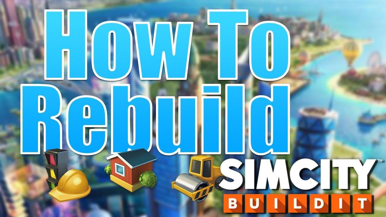 SimCity Buildit | City Build: How To Rebuild Your City