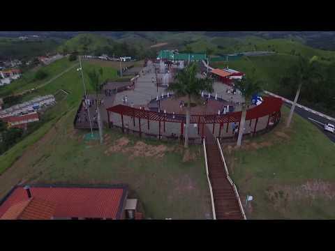 Drone mostrando Novo Mirante em Guararema