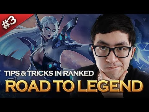 Road To Legend #3 - feat. Eudora & Nana | How to Rank Up | Mobile Legends Gameplay + Tips & Tricks