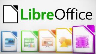 Обзор офисного пакета LibreOffice - БЕСПЛАТНАЯ замена Word, Exel, Powerpoint