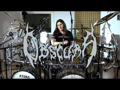 """OBSCURA   """"Diluvium"""" - Official Playthrough by Sebastian Lanser"""