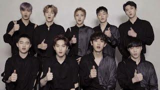 EXO / 『EXO-L-JAPAN FANCLUB EVENT 2017(仮)』告知コメント