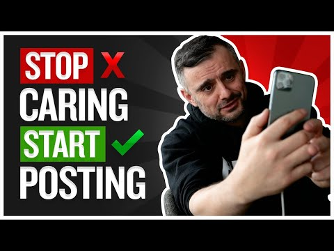 How to Stop Caring and Start Posting | Senior Bowl Summit Keynote 2020