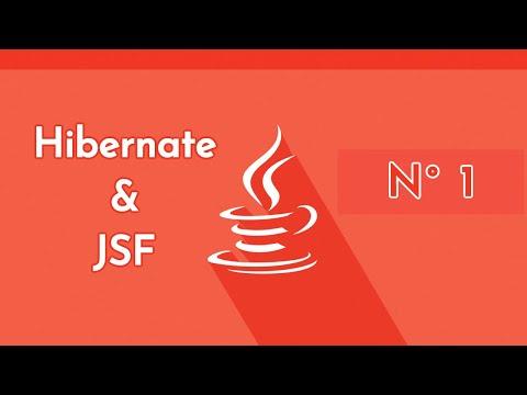 Tutoriel Hibernate Et JSF: 1 - Présentation De Formation.