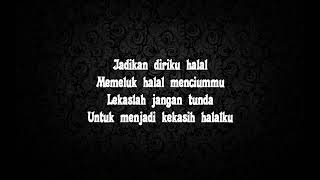 Wali - Kekasih Halal (lirik)