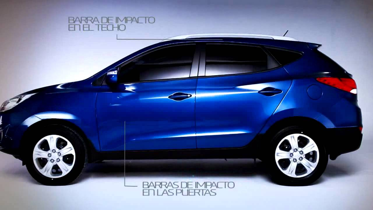 hyundai tucson ix youtube. Black Bedroom Furniture Sets. Home Design Ideas
