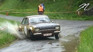 Historic Rally Festival 2014 [HD] by JM