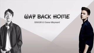 Download 1 Hour ✗ SHAUN – Way Back Home (feat. Conor Maynard) [Sam Feldt Edit]