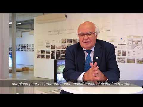 Grand Paris Expression avec Martin Herrenknecht