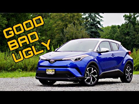 2018 Toyota C-HR Review: The Good, The Bad, & The Ugly
